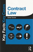 Cover of Key Facts Key Cases: Contract Law