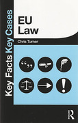 Cover of Key Facts Key Cases: European Union Law