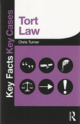 Cover of Key Facts Key Cases: Tort Law