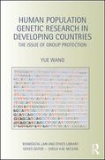 Cover of Human Population Genetic Research in Developing Countries: The Issue of Group Protection