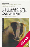 Cover of The Regulation of Animal Health and Welfare: Science, Law and Policy (eBook)