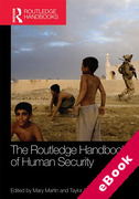 Cover of The Routledge Handbook of Human Security (eBook)