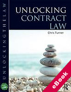 Cover of Unlocking Contract Law (eBook)