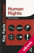 Cover of Key Facts Key Cases: Human Rights (eBook)