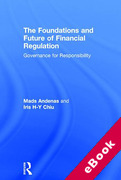 Cover of The Foundations and Future of Financial Regulation (eBook)