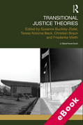 Cover of Transitional Justice Theories (eBook)