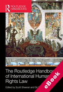 Cover of The Routledge Handbook of International Human Rights Law (eBook)