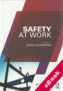 Cover of Safety at Work (eBook)