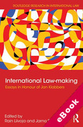 Cover of International Law-making: Essays in Honour of Jan Klabbers (eBook)