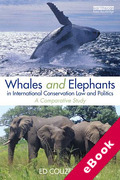Cover of Whales and Elephants in International Conservation Law and Politics: A Comparative Study (eBook)