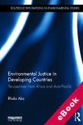 Cover of Environmental Justice in Developing Countries: Perspectives from Africa and Asia-Pacific (eBook)