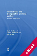 Cover of International and Comparative Criminal Justice: A Critical Introduction (eBook)