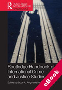 Cover of The Routledge Handbook of International Crime and Justice Studies (eBook)