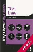 Cover of Key Facts Key Cases: Tort Law (eBook)