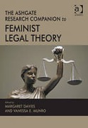 Cover of The Ashgate Research Companion to Feminist Legal Theory
