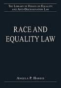 Cover of Race and Equality Law