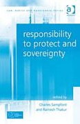 Cover of Responsibility to Protect and Sovereignty
