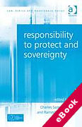 Cover of Responsibility to Protect and Sovereignty (eBook)