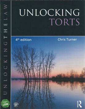 Unlocking contract law by chris turner.