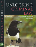 Cover of Unlocking Criminal Law