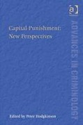 Cover of Capital Punishment: New Perspectives