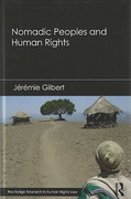 Cover of Nomadic Peoples and Human Rights