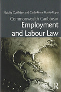 Cover of Commonwealth Caribbean Employment and Labour Law