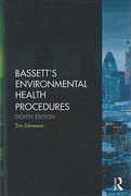 Cover of Bassett's Environmental Health Procedures