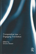 Cover of Comparative Law: Engaging Translation