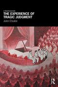 Cover of The Experience of Tragic Judgment