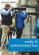 Cover of Media and Entertainment Law