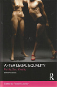 Cover of After Legal Equality: Family, Sex, Kinship