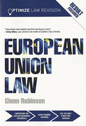Cover of Optimize European Union Law