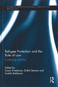 Cover of Refugee Protection and the Role of Law: Conflicting Identities