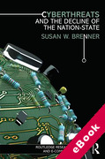 Cover of Cyberthreats and the Decline of the Nation-State (eBook)