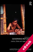 Cover of Governing Refugees: Justice, Order and Legal Pluralism in the Refugee Camp (eBook)