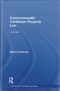 Cover of Commonwealth Caribbean Property Law