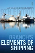 Cover of Branch's Elements of Shipping