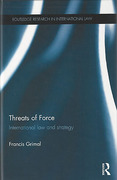 Cover of Threats of Force: International Law and Strategy