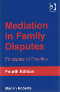 Cover of Mediation in Family Disputes: Principles of Practice