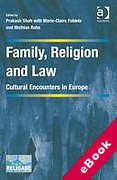 Cover of Family, Religion and Law: Cultural Encounters in Europe (eBook)