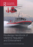 Cover of Routledge Handbook of Maritime Regulation and Enforcement