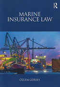 Cover of Marine Insurance Law