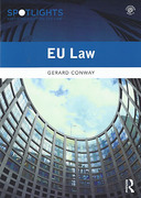Cover of EU Law