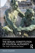 Cover of The Sexual Constitution of Political Authority: The 'Trials' of Same-Sex Desire