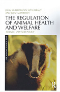 Cover of The Regulation of Animal Health and Welfare: Science, Law and Policy