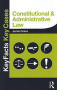 Cover of Key Facts Key Cases: Constitutional and Administrative Law