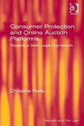 Cover of Consumer Protection and Online Auction Platforms: Towards a Safer Legal Framework