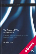 Cover of The Financial War on Terror: A Review of Counter-terrorist Financing Strategies Since 2001 (eBook)