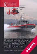 Cover of Routledge Handbook of Maritime Regulation and Enforcement (eBook)